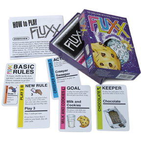 Fluxx Version 4 box cover