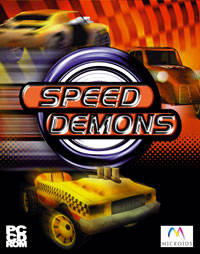 Speed demons (Microids) cover.jpg