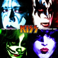Обложка альбома Kiss «The Very Best of Kiss» (2002)