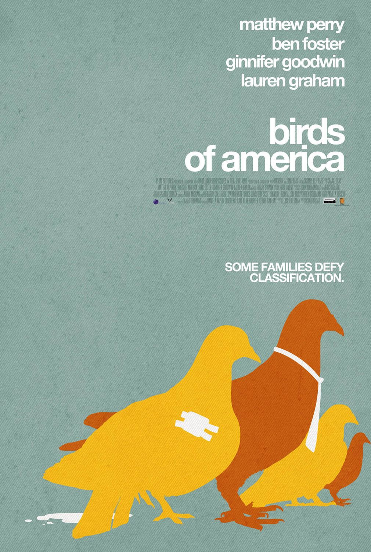 «Птицы Америки» — 2008