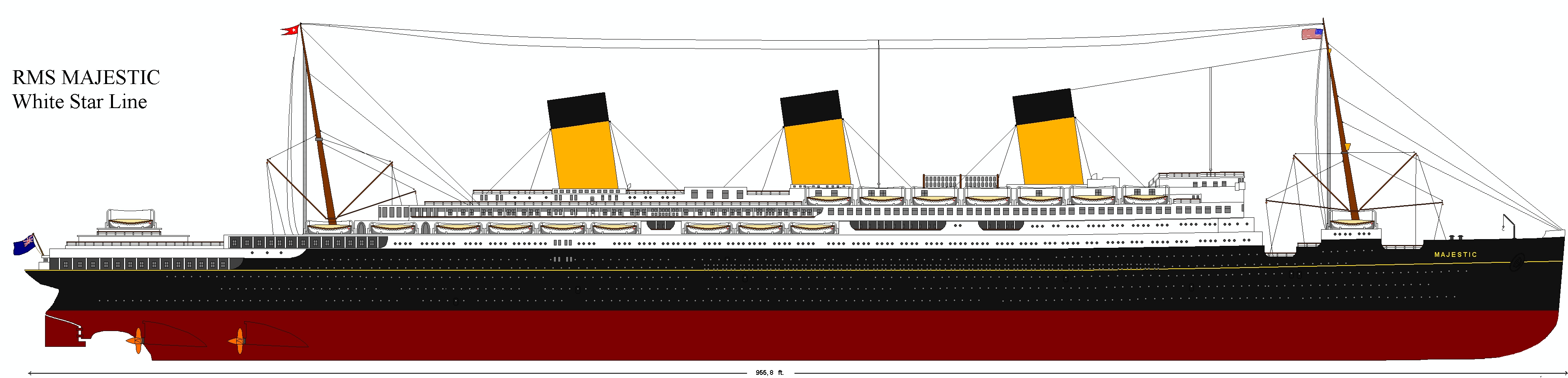 Rms Majestic Related K...