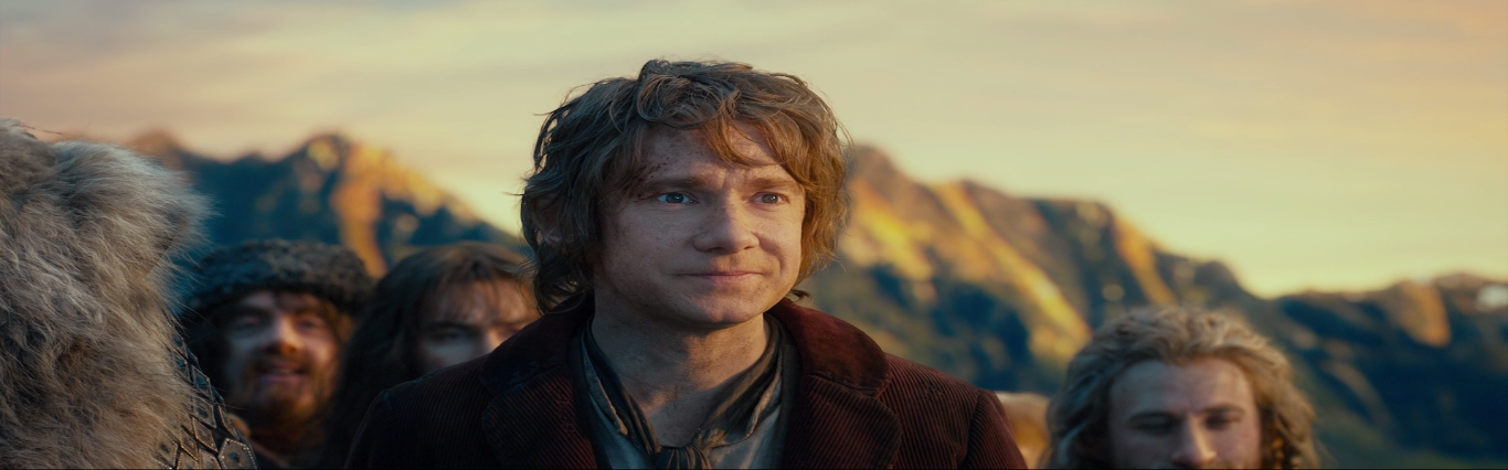 the hobbit the motivation of Then the hobbit slipped on his ring, and    he crept noiselessly down, down, down into the dark (192) finally, even though it isn't long before bilbo complains i have absolutely no use for dragon-guarded treasures, one could say that bilbo is ultimately motivated by just that: the lust for gold.