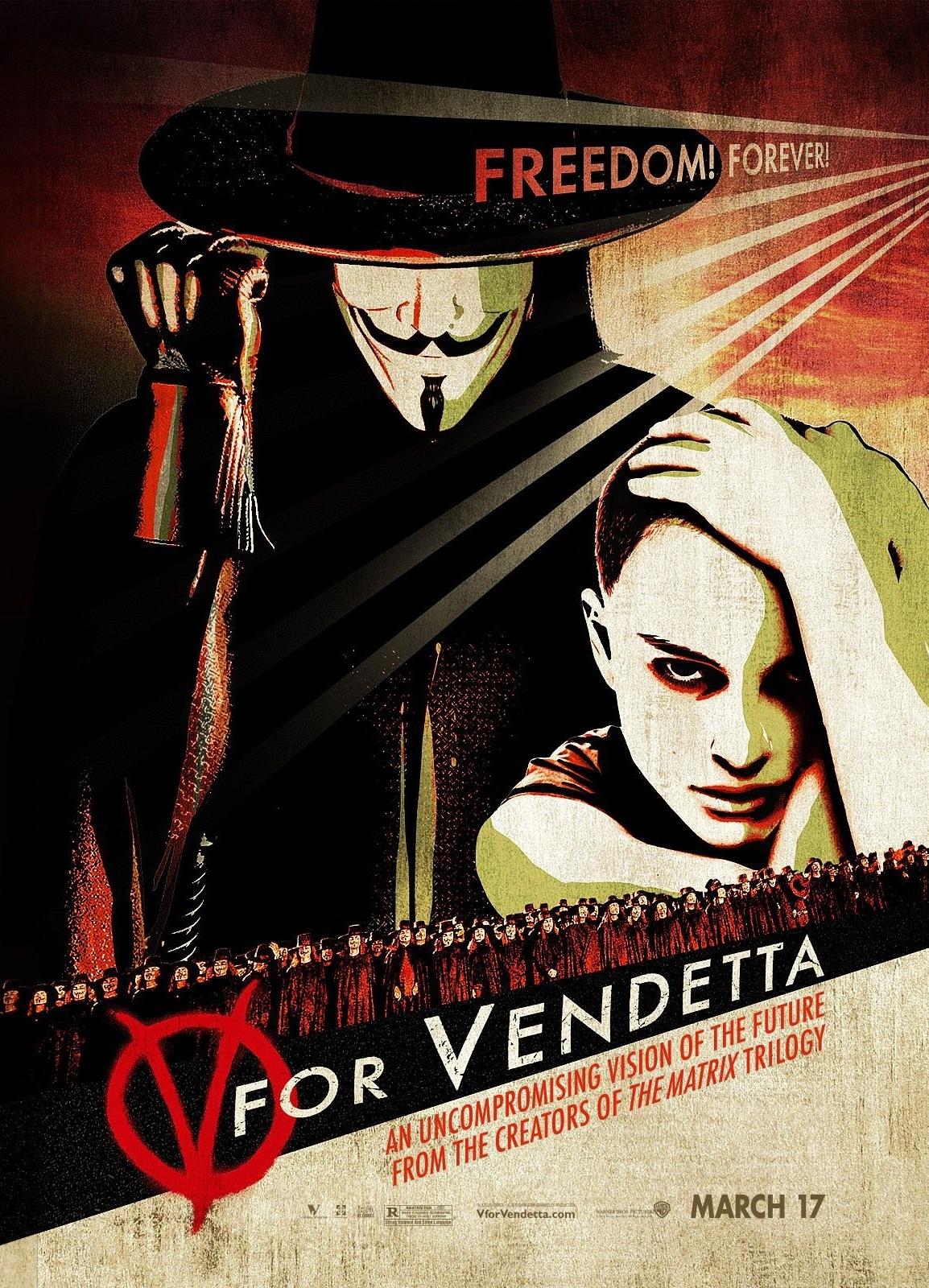 V — значит вендетта (фильм) — Википедия