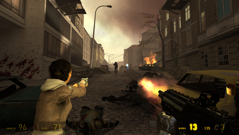 Half-life 2: silent escape (2012) pc скачать через торрент.