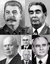 Картинки по запросу сталин брежнев горбачев картинки