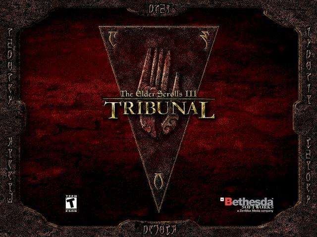 The Elder Scrools III: Morrowind TES3_-_Tribunal