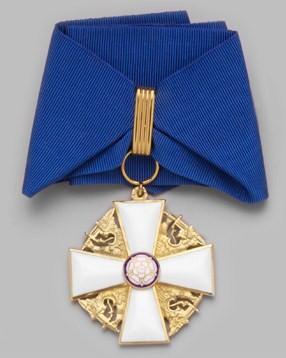 Орден Белой розы Финляндии — Википедия