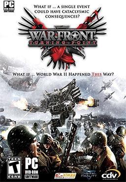 скачать игру war front turning point через торрент