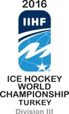 Третий дивизион чемпионата мира по хоккею с шайбой 2016 — Википедия