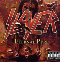 Обложка сингла Slayer «Eternal Pyre» (2006)