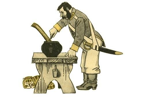Каша из топора — Википедия