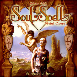 Обложка альбома SoulSpell «A Legacy of Honor» (2008)