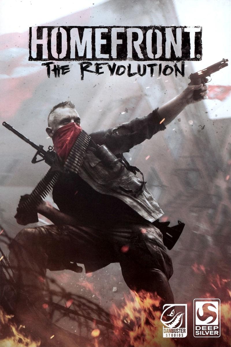 Рецензия homefront the revolution freedom fighter bundle 3593
