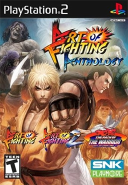 Art of Fighting Anthology Coverart.png