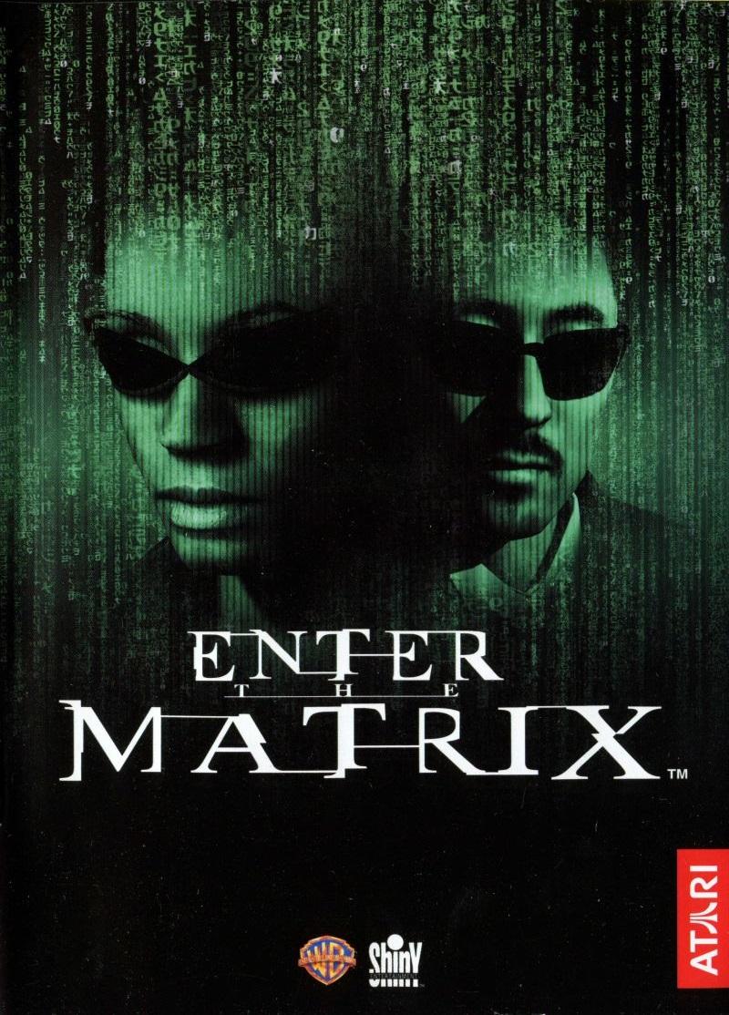 скачать игру enter the matrix через торрент на русском