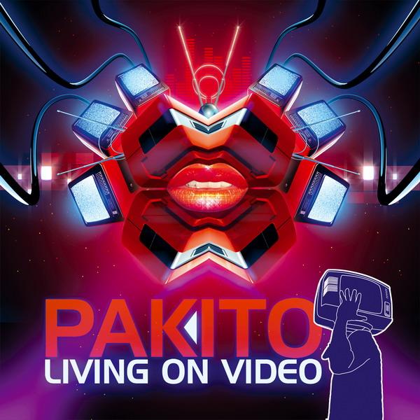 Pakito - Living on Video (Andrey Vertuga Reboot)
