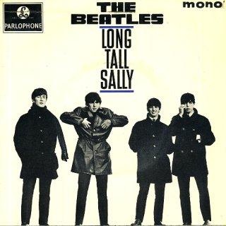 Beatles 'Long Tall Sally albumomslag (1964)