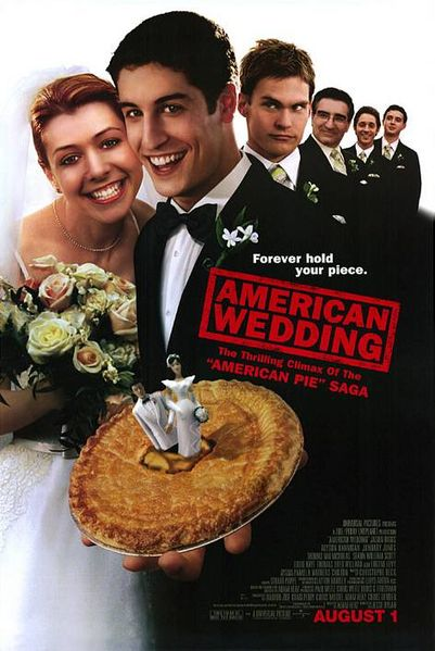 Американский пирог свадьба стифлер
