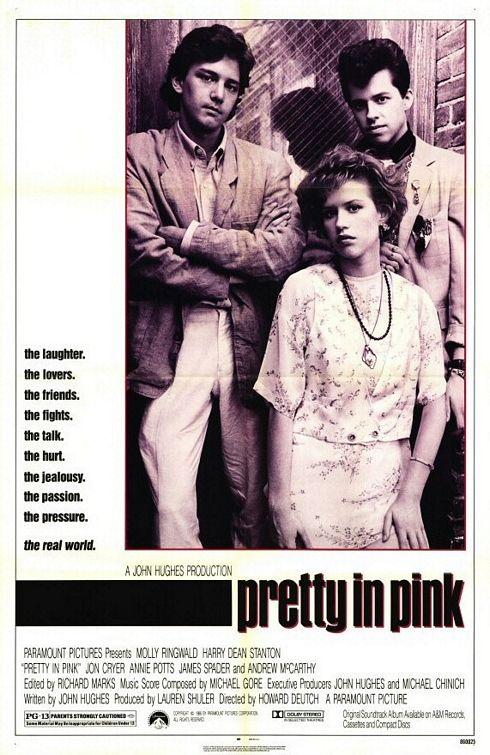 Тёлочка в розовом