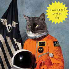 Обложка альбома Klaxons «Surfing the Void» (2010)