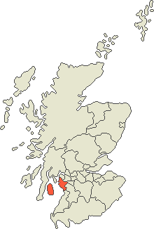 North Ayrshire map.png