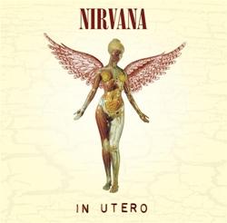 Обложка альбома Nirvana «In Utero» (1993)