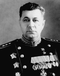 Генерал полковник с г трофименко