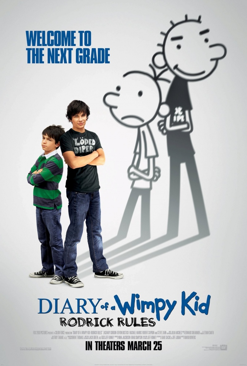Pictures kid wimpy diary a of
