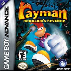 rayman hoodlums revenge gba