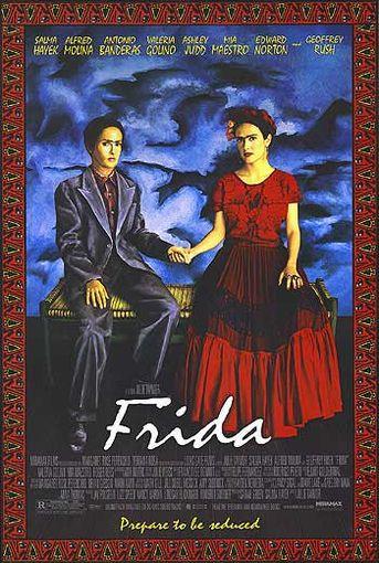 Фрида / Frida [2002] /  смотреть онлайн