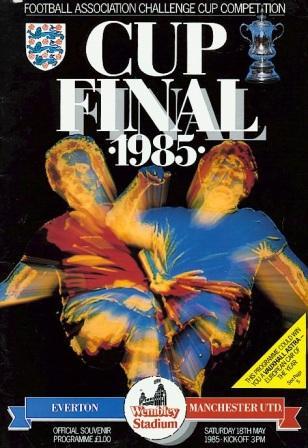 Чемпионат англии по футболу 1985 86 годов