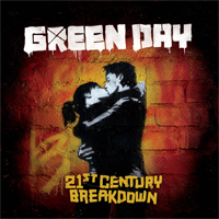 Обложка альбома Green Day «21st Century Breakdown» (2009)