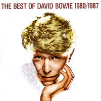 Обложка альбома Дэвида Боуи «The Best of David Bowie 1980/1987» (2007)