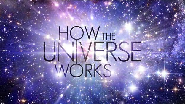 Как устроена Вселенная — Википедия