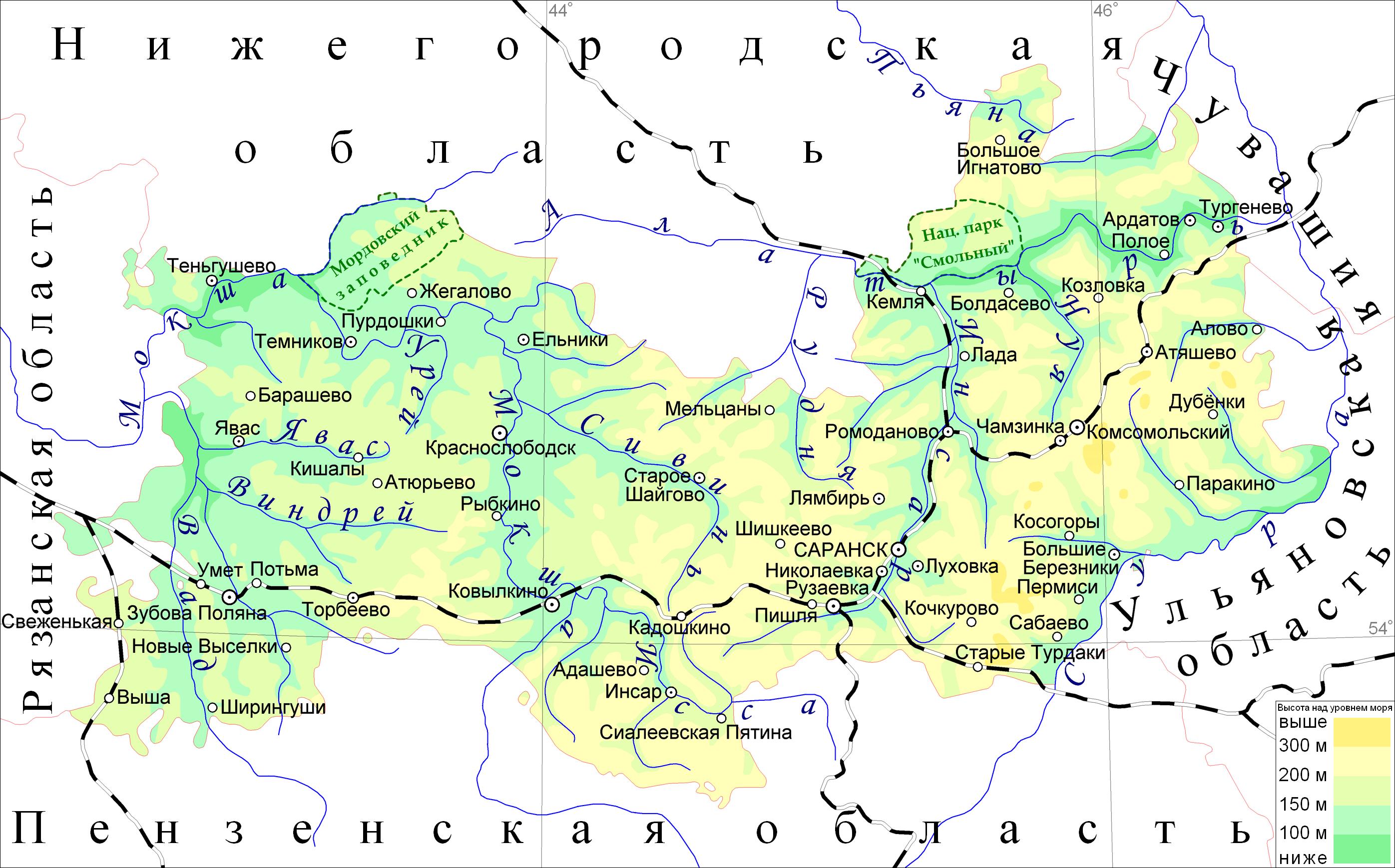 слышала, где находится саранск на карте россии предоставляет авторам возможность