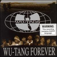 Обложка альбома Wu-Tang Clan «Wu-Tang Forever» (1997)