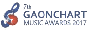Gaon Chart Music Awards logo.png