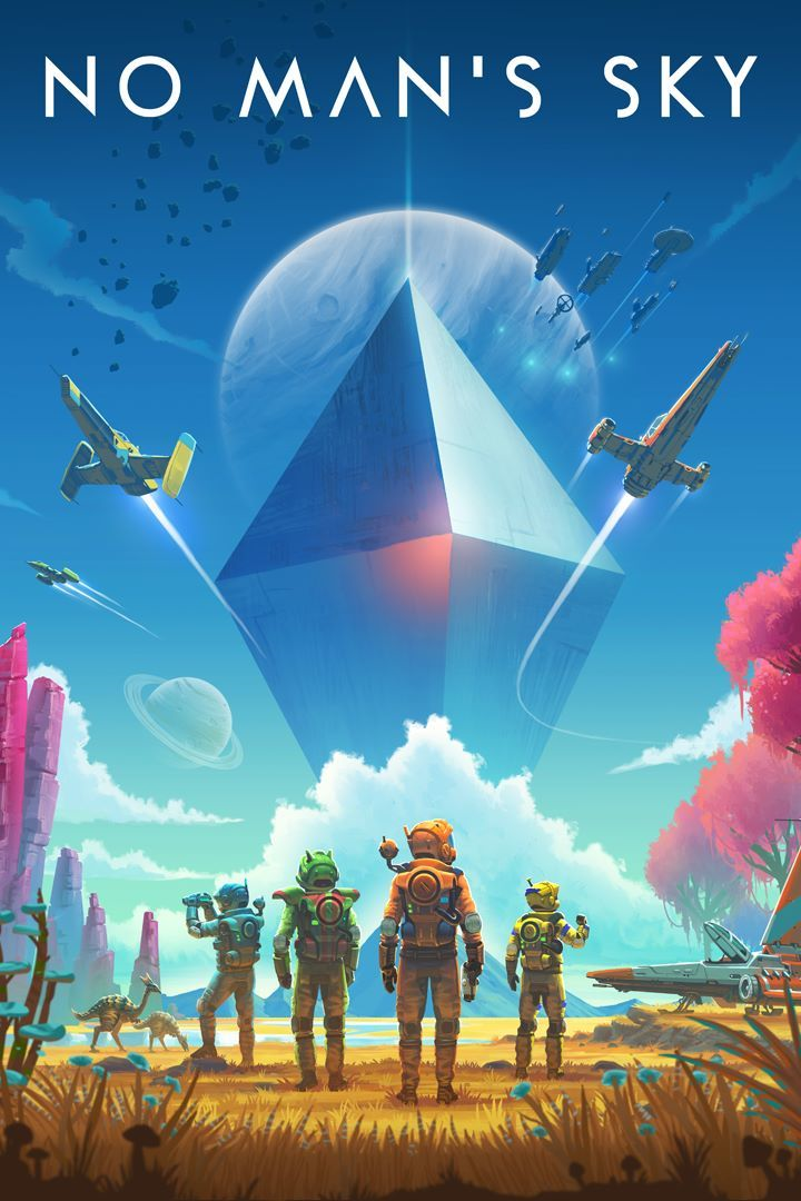 No Man's Sky [v 2.26] (2016) PC | Repack от xatab