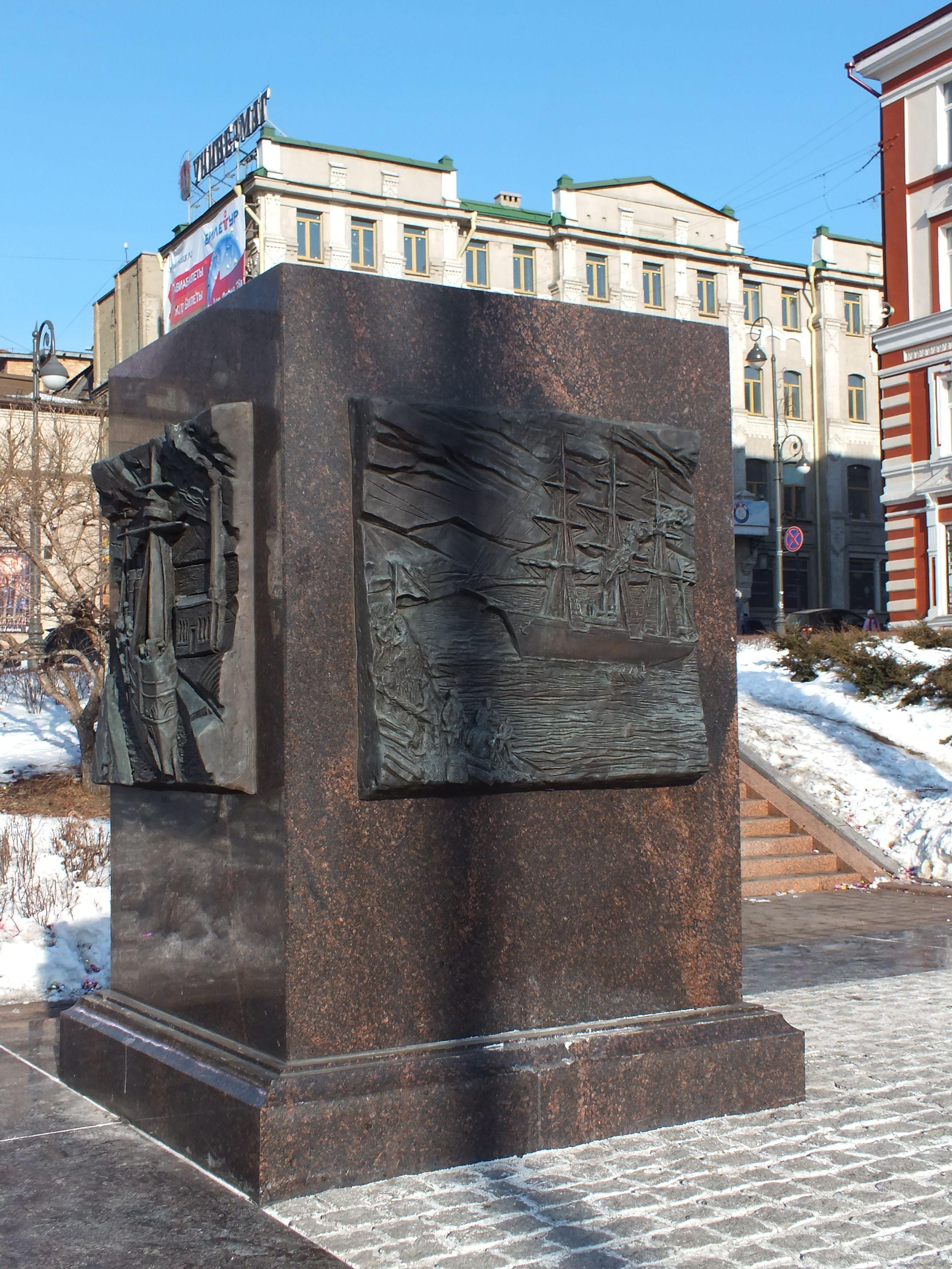 Памятники на могилу владивосток Эконом памятник с резным крестиком в углу Похвистнево