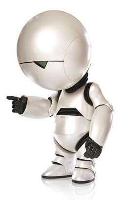 Робот Марвин