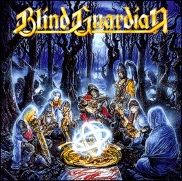 Обложка альбома Blind Guardian «Somewhere Far Beyond» (1992)