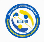 2006 Men's Junior European Championship Kazan Logo.jpg