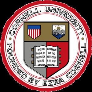 эмблема Корнельского университета