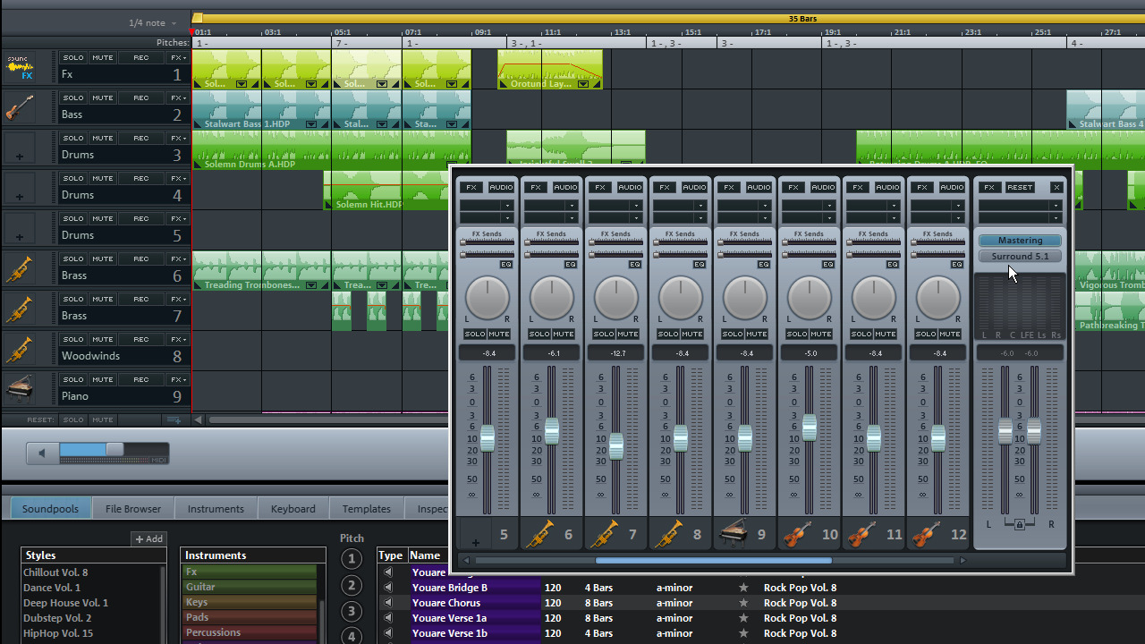 MAGIX Music Maker 17 Include Crack 2019 Ver.5.0 Alpha