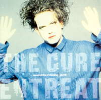 Обложка альбома The Cure «Entreat» (1991)