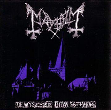 Mayhem (46) - Live 8/17/1988