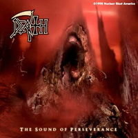 Обложка альбома Death «The Sound of Perseverance» (1998)