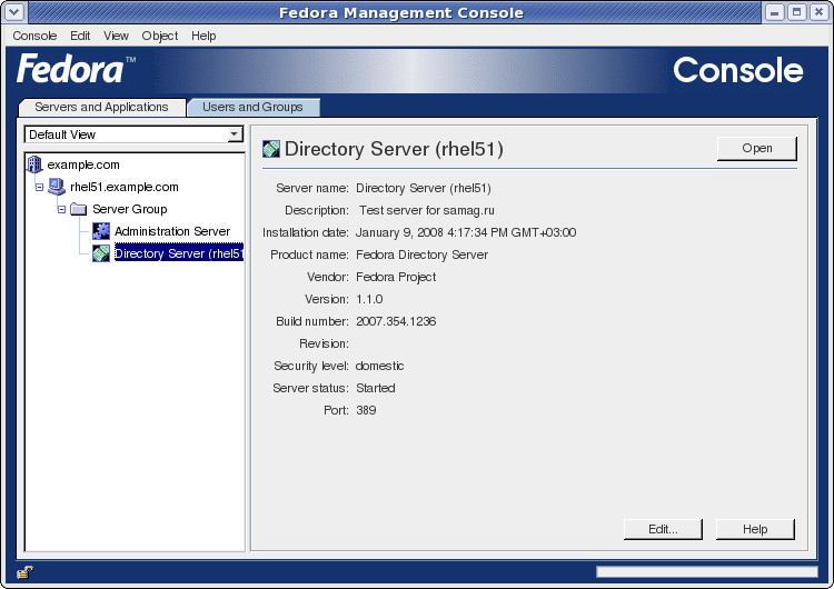 389 Directory Server — Википедия