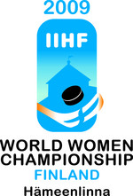Логотип 2009 IIHF World Women's Championship
