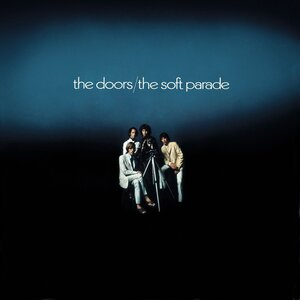 Обложка альбома The Doors «The Soft Parade» (1969)